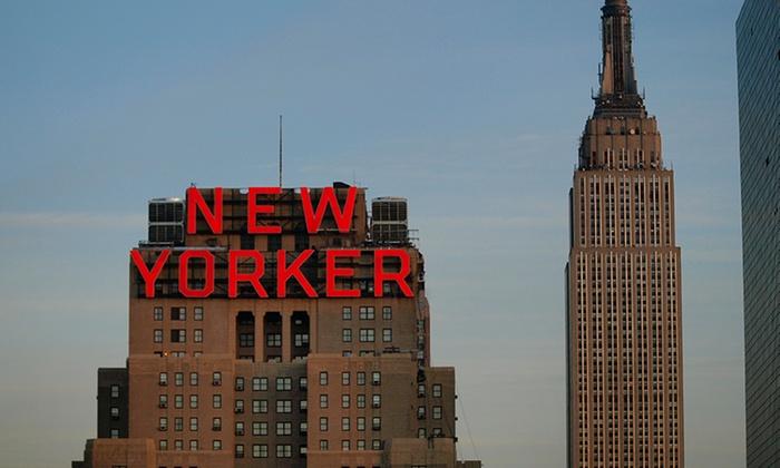 4-Star Manhattan Art Deco Hotel near Times Square