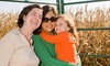 Westhaven Farm - Wilbur: $23 for a Family-Friendly Hayride and Corn Maze for Four at Westhaven Farm ($38 Value)
