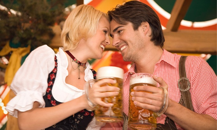 Arizona Center for Germanic Cultures - Downtown Phoenix: Entry for Two or Four to Arizona Center for Germanic Cultures' Phoenix Oktoberfest (Half Off)