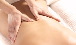 North country Spa: One, Two, or Three 60-Minute Full-Body Shiatsu Massages at North Country Spa (Up to 52% Off)