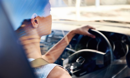 $29 for a One Hour Automatic Driving Lesson at Safety1st Driver Training (Up to $60 Value)