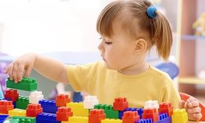 Jan Peterson Child Development Center: One or Two Childcare Registrations with Materials at Jan Peterson Child Development Center (Up to 66% Off)