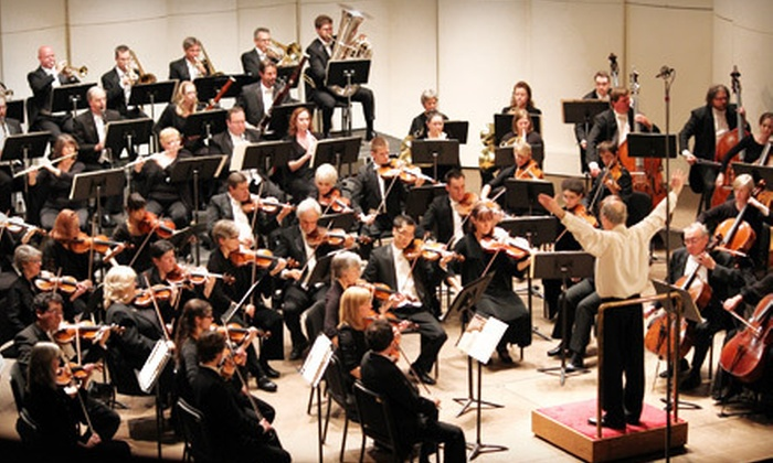 "Ann Arbor Symphony Orchestra - Multiple Locations: Ann Arbor Symphony Orchestra's ""Around the World with Music"" for Four at Michigan Theater on March 17 (Up to $40 Value)"