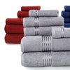 6-Piece 625 GSM Egyptian Cotton Hotel Towel Set