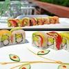Half Off Sushi and Asian Fusion Cuisine at Hida