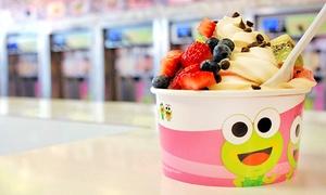 Sweet Frog Frozen Yogurt: $12 for Four Groupons, Each Good for $5 at Sweet Frog Frozen Yogurt ($20 Total Value)