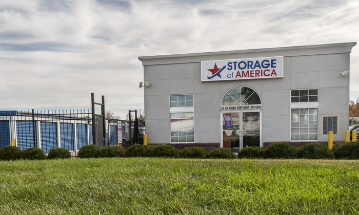 Genial Up To 46% Off Rental Unit At Storage Of America