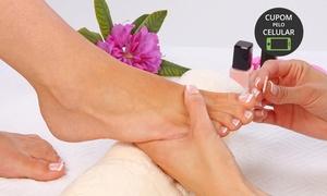 Polilló -  Unidade 2: Polilló Pé Podologia – 2 endereços: 1 ou 2 visitas com podologia, hidratação e massagem relaxante nos pés