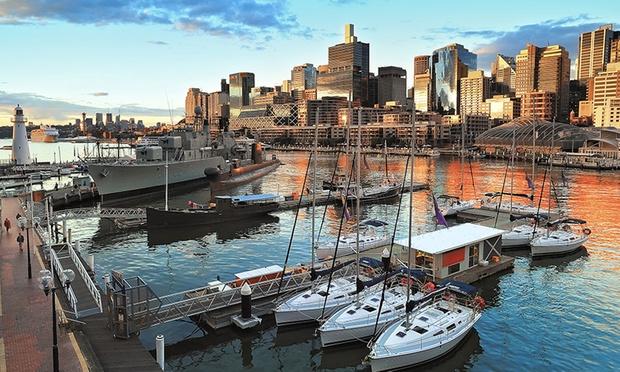 Sydney: SIA Return Flights 1