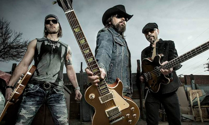 The Road Hammers - Hard Rock Casino Vancouver: The Road Hammers and Doc Walker at Hard Rock Casino Vancouver on Saturday, July 11 (Up to 37% Off)
