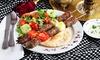 Persisches 3-Gänge-Grillmenü