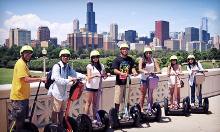 Chicago Segway Tour - Near North Side: Morning or Evening Lakefront-Museum Campus Segway Tour from Chicago Segway Tour (Up to 54% Off)