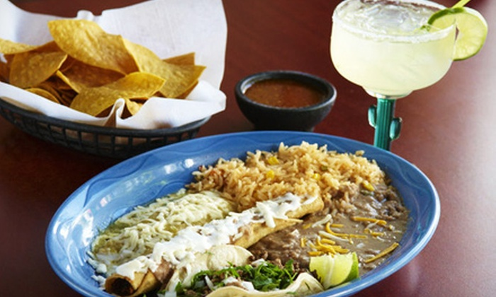 Pancho Villa Mexican Restaurant - Multiple Locations: $14 for Two Groupons, Each Valid for $14 Worth of Mexican Lunch Cuisine at Pancho Villa Mexican Restaurant ($28 Value)