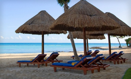 Groupon Deal: Five-, Six-, or Seven-Night All-Inclusive Cancun Vacation with Airfare from Vacation Express