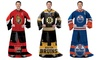 NHL Blanket With Sleeves: NHL Blanket With Sleeves