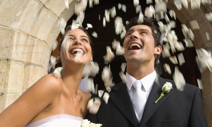 A White Diamond Wedding - Milwaukee: Day-of Wedding Coordination from A White Diamond Wedding (50% Off)