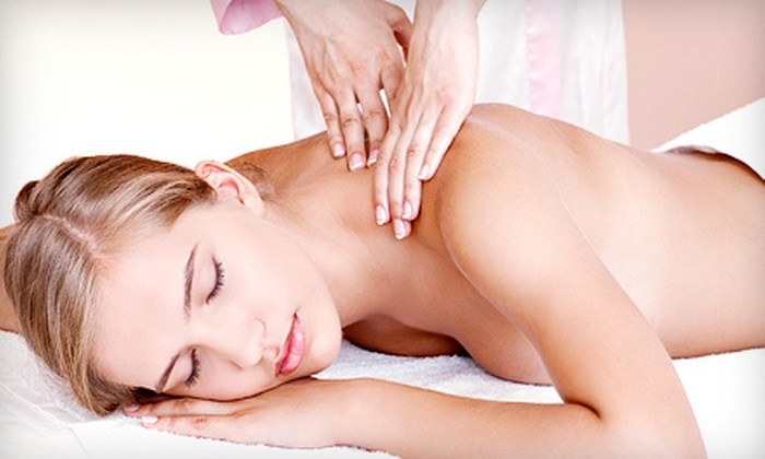 The Refresh Bar & Spa - The Refresh Bar & Spa: 60-Minute Massage for One or Two at The Refresh Bar & Spa (Up to 56% Off)