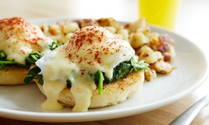 Ivy Stone Diner: $20 Worth of Breakfast and Lunch for Dine-In or Carryout at Ivy Stone Diner (Up to 40% Off)