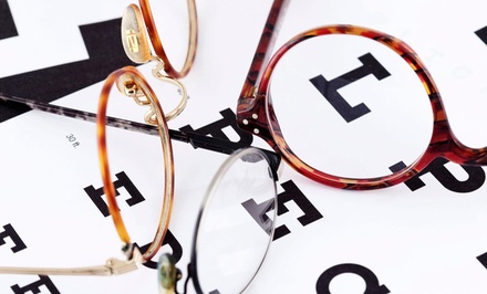 $45 for $200 Worth of prescription glasses or sunglass at DDL Optics
