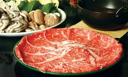 $13 for $25 Worth of Japanese Cuisine at Shabu Restaurant