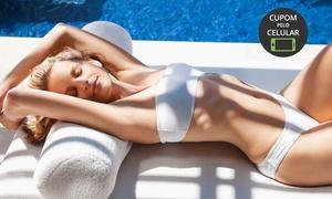 Light Center: Light Center – Enseada do Suá: 4, 8 ou 12 visitas com massagem modeladora, endermo e drenagem