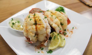 Mr. Shrimp: Seafood for Two or Four at Mr. Shrimp (40% Off)