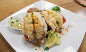 Mr. Shrimp: Seafood for Two or Four at Mr. Shrimp (60% Off)