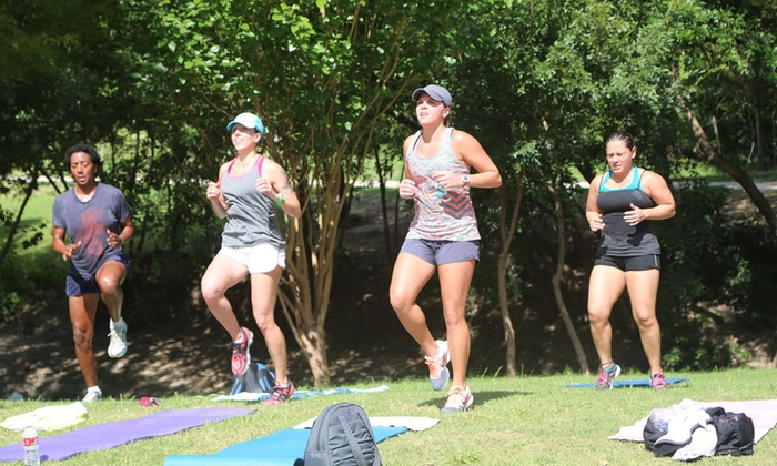 Best Houston Bootcamp - Sienna Plantation: Up to 82% Off Boot Camp at Best Houston Bootcamp