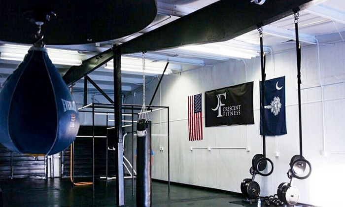 Crescent Fitness - James Island: One, Two, or Three Months of Unlimited Classes at Crescent Fitness (Up to 56% Off)