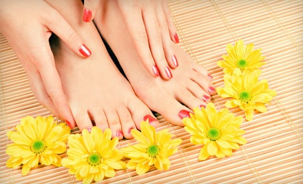 Mani-Pedi with Organic Products (a $64 value) - Kathrynz Kreationz in Middletown