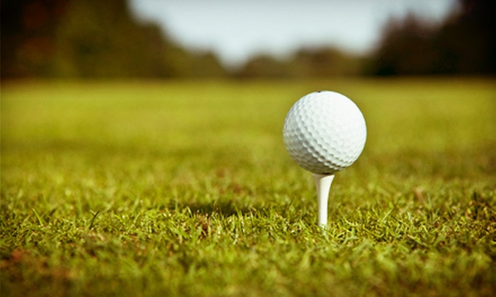 Indian Springs Golf Club - Louisville: $49 for 18 Holes of Golf and Range Balls for Two on Weekday or Weekend at Indian Springs Golf Club (Up to $100 Value)