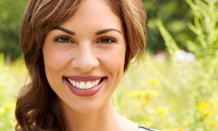 $55 for a Dental-Checkup Package with Fluoride at Westerville Dental Health ($342 Value)