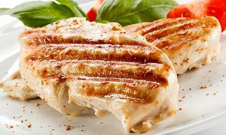 3-Gänge-Putensteak-Menü für zwei oder vier Personen bei Bella Vita (bis zu 44% sparen*)
