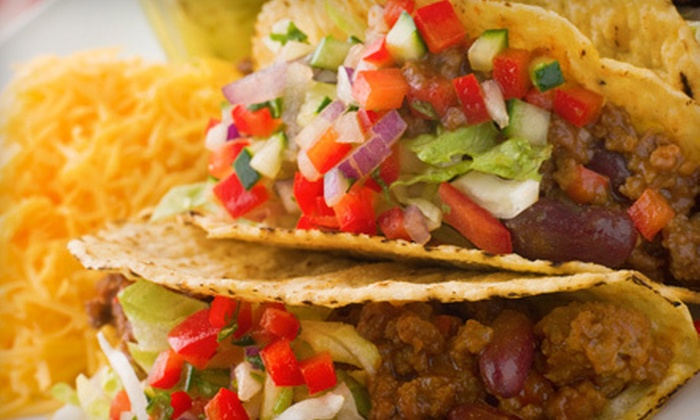 Memo's Mexican Food - University District: Mexican Food and Drinks at Memo's Mexican Food (Up to 56% Off). Two Options Available.
