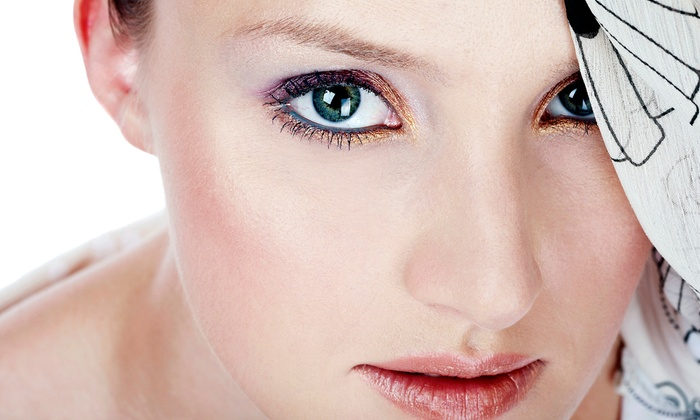 Walker Plastic Surgery - Foxhall Square: Upper-Eyelid Surgery for Both Eyes at Walker Plastic Surgery Up to 68% Off)