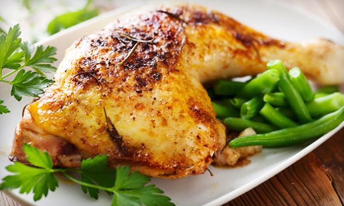 Guckenheimer - Chicago - Hello, Food!: $5 Toward Healthy Food Options