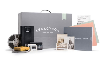 Media Digitizing Kit by Legacybox from $34.99–$129.99