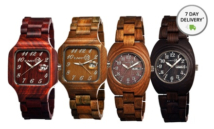 Earth Unisex Watches. Multiple Styles Available. Free Returns.