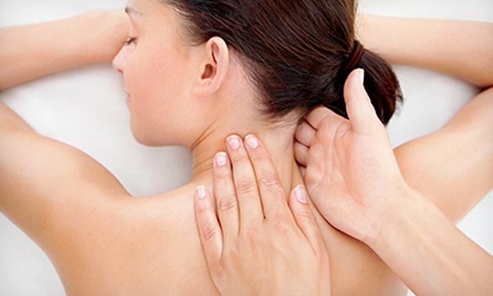 Burnham Chiropractic - Orange Park: 60- or 90-Minute Deep-Tissue Massage from Burnham Chiropractic (Up to 52% Off)