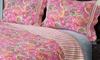 Printed Quilt Sets (3-Piece)