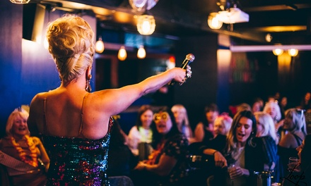 Drag Show, FreeFlowing Prosecco and AllYouCanEat Brunch for Two or Four at Loop Bar