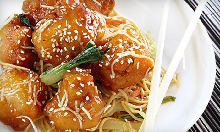 China Garden - Parkview Oaks South: $10 for $20 Worth of Chinese Fare at China Garden