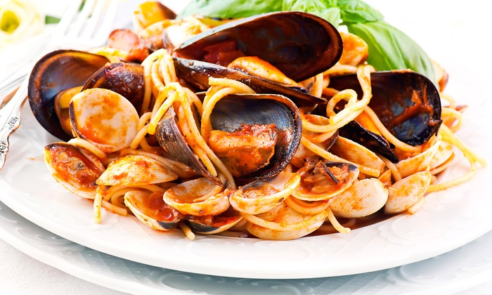 Lorenzo's - Woodland Park: Italian Food and Drinks for Two or Four at Lorenzo's (Up to 51% Off). Four Options Available.