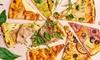 Bis zu 37% Rabatt auf Pizza bei Corleone - Steinofen Pizza®
