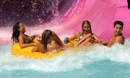 $99 for Family Fun Pack with Parking at Wet 'n' Wild Palm Springs ($171.96 Value)