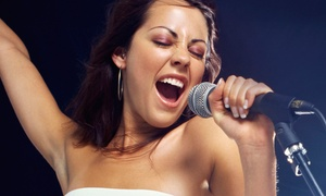 Alexys Paris Voice Studio: Two or Four Private Vocal Lessons for Ages 8–12 or 13 and Older at Alexys Paris Voice Studio (Up to 79% Off)