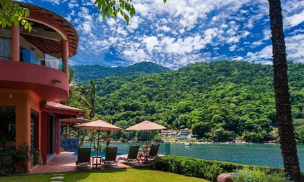 3-, 5-, or 7-Night Adults-Only Stay for Two at Villa Lala in Puerto Vallarta, Mexico. Airfare Not Included.