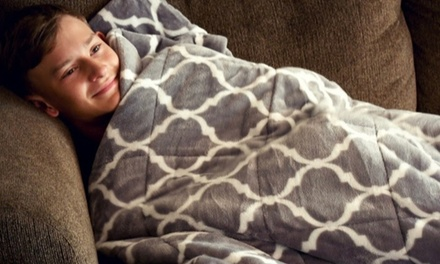 $50 Voucher Towards Therapeutic Weighted Blankets