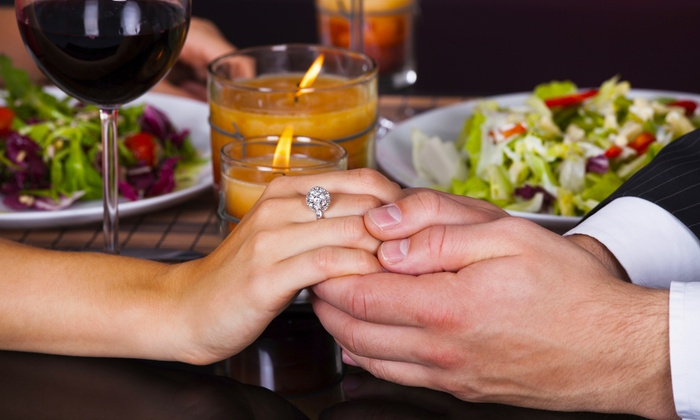 Graffiti's Italian Eatery - Toronto: C$126 for a Valentine's Day Package for Two at Graffiti's Italian Eatery & Saloon (C$209 Value)