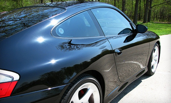 LUSTR Auto Detail - Hoffman Estates: Detailing for a Car or SUV at LUSTR Auto Detail (Up to 51% Off). Four Options Available.